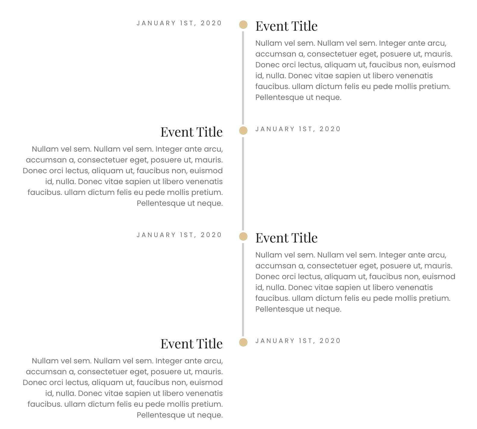 Dubsado-Code-Snippet-Timeline-Style-2